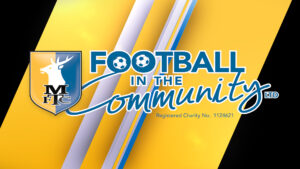 Football in the Community Update – Movement to Tier Three
