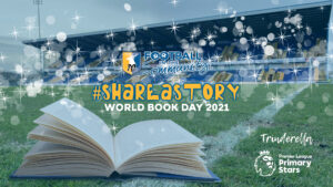 Local Children's Author joins the #ShareAStory campaign for World Book Day 2021