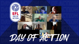 Stags Boss inspires seniors to get their boots back on | EFL Day of Action 2021