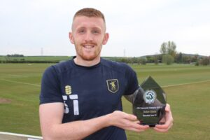 Young Shot Stopper awarded PFA Community Champion title | PFA COMMUNITY CHAMPION
