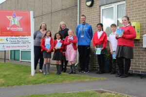 Writing Competition names six winners | PL Primary Stars